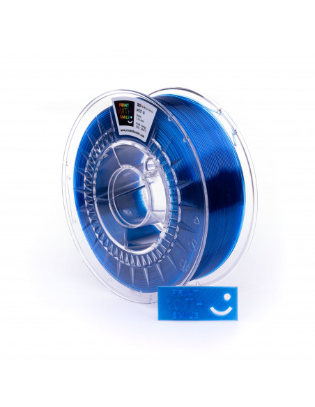 PET-G - 1,75 mm - Blue Lagoon - 1 Kg