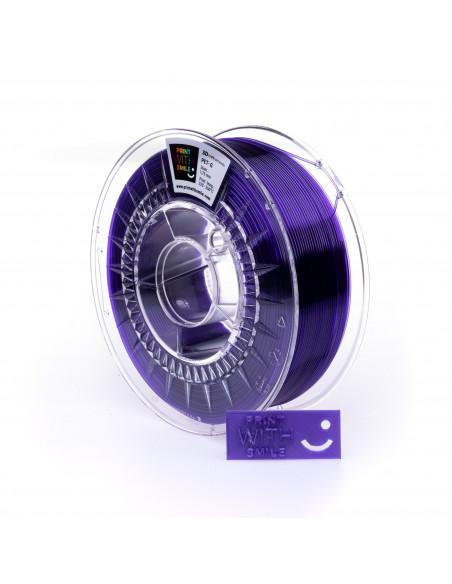 PET-G - 1,75 mm - Violet Glass - 1 Kg