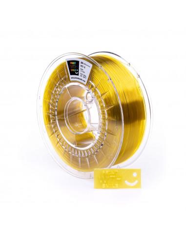 PET-G - 1,75 mm - Yellow Glass - 1 Kg