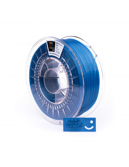 PLA - 1,75 mm - Metallic BLUE - 500 g