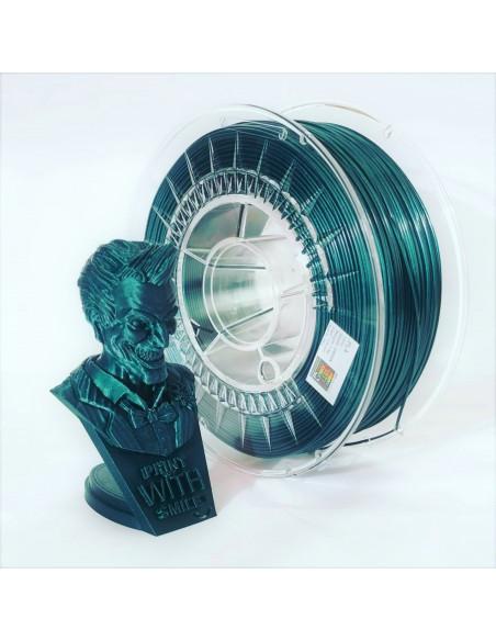 PLA - 1,75 mm - Metallic GREEN -1000 g
