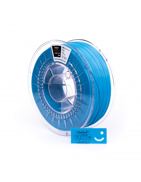 PLA - 1,75 mm - Turquoise BLUE - 1000 g