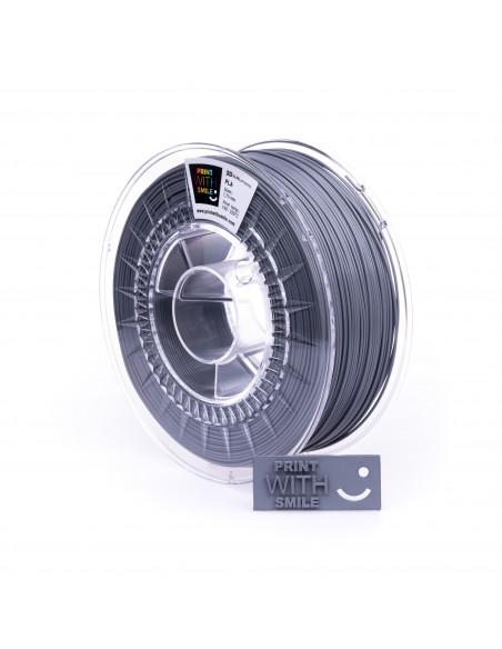 PLA DUO PACK - 1,75 mm - Grey/ Black - 2 x 1000 g
