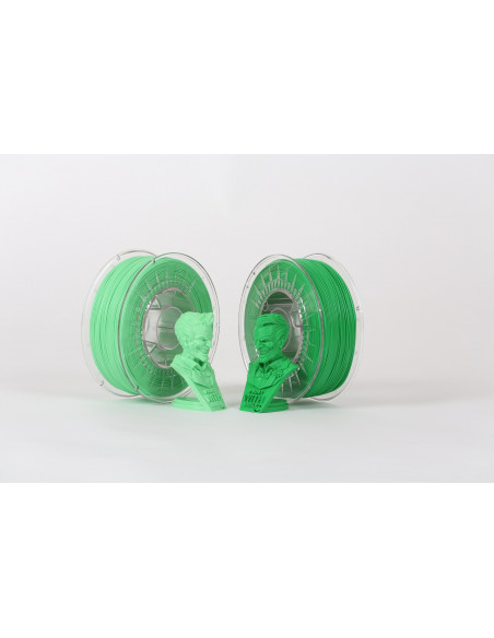 PLA DUO PACK - 1,75 mm - Zelená / Green - 2 x 500 g