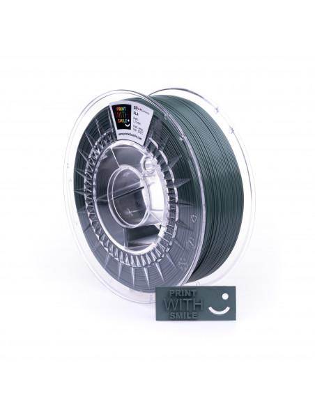 PLA - 1,75 mm - Dark GREEN - 500 g