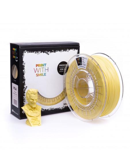 PLA - 1,75 mm - Lemon Drop - 1000 g