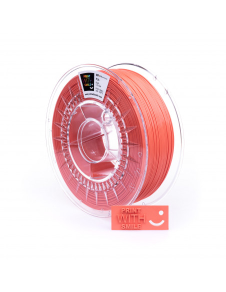 PLA - 1,75 mm - Orange - 500 g