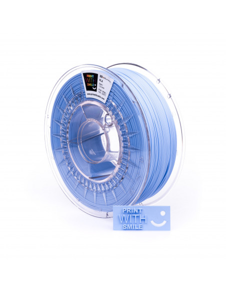 PLA - 1,75 mm - Pastel BLUE - 500 g