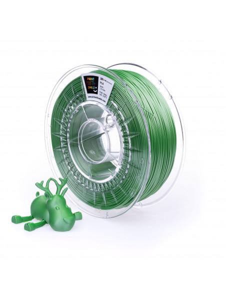 SATIN PLA - 1,75 mm - Spring GREEN - 1000 g