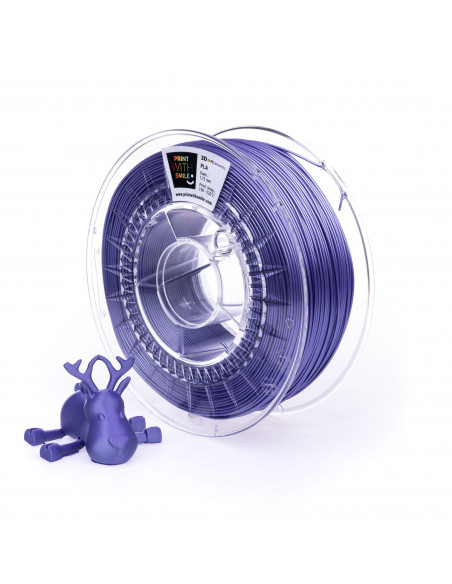 SATIN PLA - 1,75 mm - Violet - 1000 g