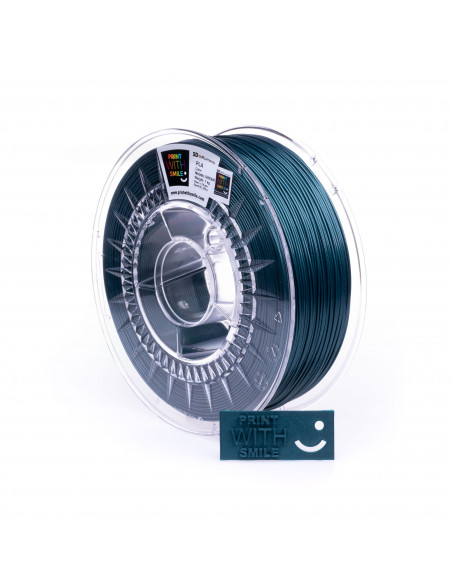 PLA - 1,75 mm - Metallic GREEN - 500 g